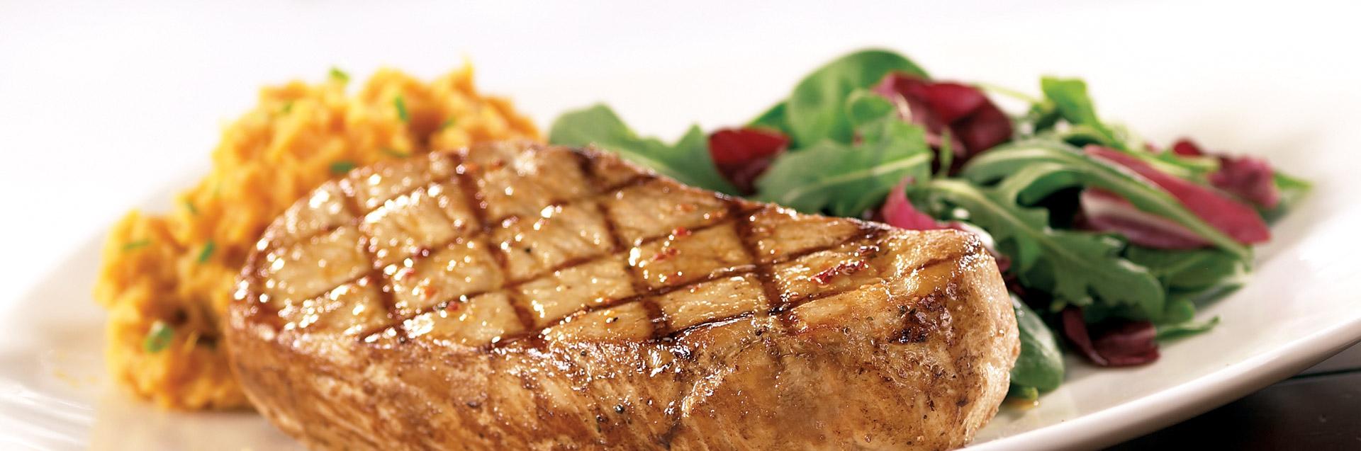 Hatfield steak